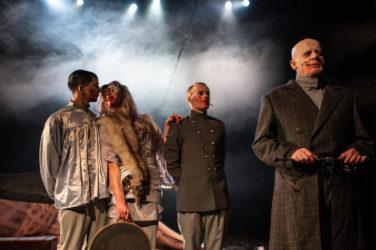 Kadr ze spektaklu KASPAR HAUSER, fot, P. Nykowski