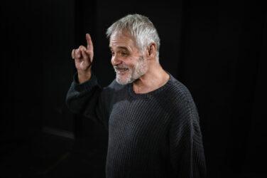 Na zdjęciu Marian Dworakowski , fot. Piotr Nykowski