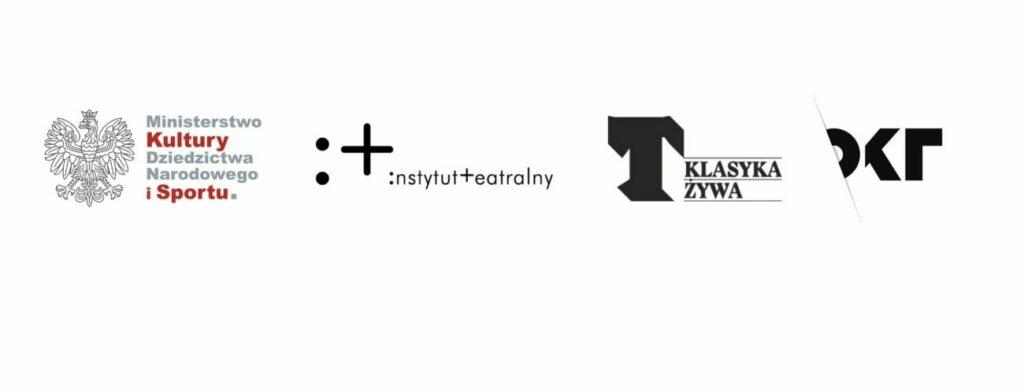 KLASYKA ŻYWA - zestaw logotypów