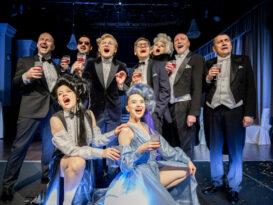 Zdjęcie ze spektaklu LALKA, fot. P. Nykowski