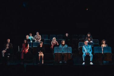 Zdjęcie ze spektaklu BECKOMBERGA, fot. P. Nykowski